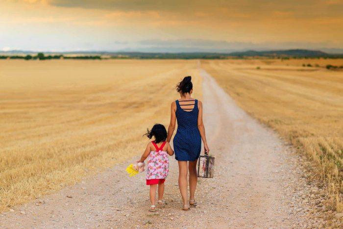 הסדרי שהות (הסדרי ראיה) עם הילדים בגירושין